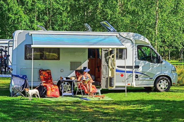 Heerlijk op vakantie met de camper